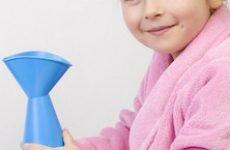 Інгаляція в домашніх умовах: пором і небулайзером