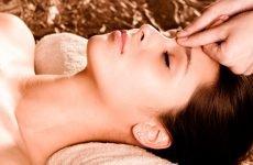 Як правильно проводити точковий масаж при нежиті?
