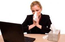 Способи відрізнити алергічний нежить від інфекційного?