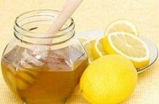 Гліцерин лимон мед від кашлю – рецепт приготування