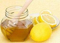 Гліцерин лимон мед від кашлю - рецепт приготування