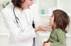 Лікування ларингіту у дітей