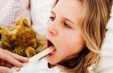 Чи може дитина не відчувати біль при вірусної ангіні?