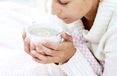 Чай від кашлю – імбирний, з кмином, трав'яний, молоко з шавлією
