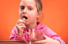 Правила застосування антибіотиків при ангіні у дітей