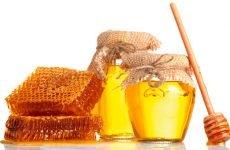 Допомагає від ангіни мед?