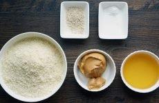 Коржик від кашлю для дітей з гірчицею і медом – рецепт
