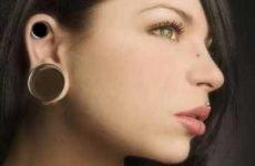 Як роблять тунелі у вухах, догляд, ускладнення