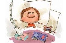 Симптоми, лікування ГРВІ у дорослих, препарати