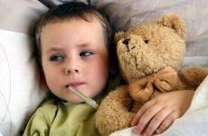 Чим лікувати сухий кашель у дитини з і без температури
