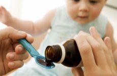Сиропи від кашлю для дітей до року, для 2 і 3 років