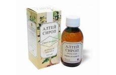 Сироп алтея від кашлю, інструкція щодо застосування дітям