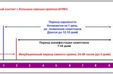 Чи можна заразитися грипом в інкубаційний період?