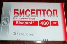 Показання до застосування Бисептола при ангіні