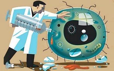 Фронтит – лікування антибіотиками
