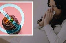 Які можна застосовувати краплі від нежиті при вагітності?