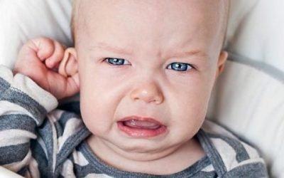 Двосторонній отит – доросле захворювання у дитини