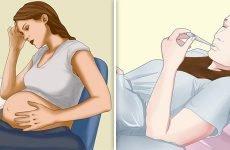 Чим лікувати синусит під час вагітності?