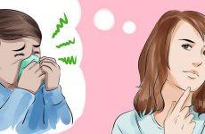 Ознаки синуситу у дитини і способи його лікування