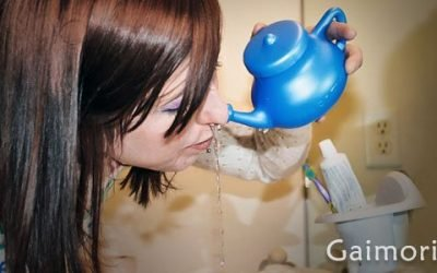 Що робити, якщо вода потрапила в вухо при промиванні носа
