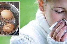 Прогрівання носа при нежиті: коли, чому і як?