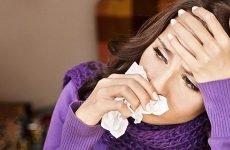 Чому при нежиті болить голова, чоло, перенісся?