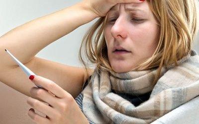Температура при ангіні у дітей і дорослих: скільки днів тримається, як збивати?
