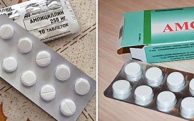 Огляд популярних антибіотиків при отиті