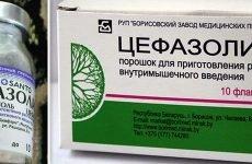 Як впоратися з гайморитом за допомогою Цефазоліну?