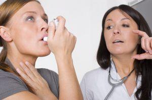 Тест на ефективність лікування бронхіальної астми