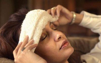 Методи лікування гловной болю під час клімаксу.