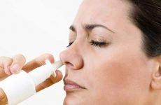 Спреї для носа: від нежиті, закладеності, зволожуючі, з антибіотиком