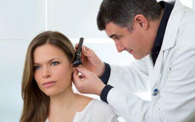 Ексудативний отит середнього вуха у дорослих (серозний отит)