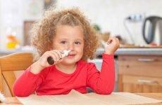 Соплі у дитини 5 років – чим лікувати