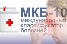 Гайморит за кодом МКХ-10, особливості лікування різних форм