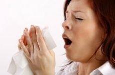 Свербіж у носі – причини печіння і часте чхання