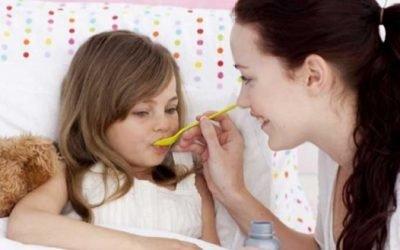 Як вилікувати бронхіт у дітей в домашніх умовах?