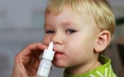 Закладеність носа у дитини без соплів – причини і лікування