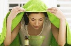 Інгаляції при синуситі: небулайзером, парові, холодні