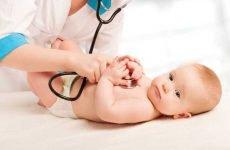 Бронхіт у немовляти (новонародженого): причини, симптоми, лікування