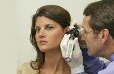 Гострий катаральний середній отит – лікування і причини