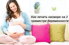 Нежить на 2 триместрі вагітності – як лікувати, причини появи