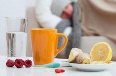 Лікування застуди в домашніх умовах