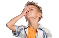 Симптоми і лікування внутрішньочерепного тиску у дітей