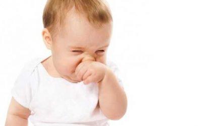 Нежить у немовляти – лікування та причини появи