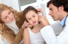 Ексудативний отит у дітей: причини, симптоми, лікування