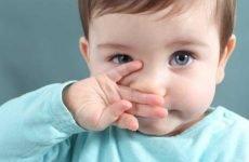 Зелені соплі у дитини без і з температурою: як і чим її лікувати