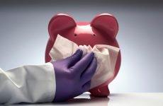 Небезпеку свинячого грипу: перші симптоми