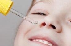 Альбуцид при нежиті у дітей: чи можна капати в ніс