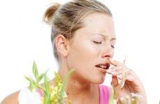 Алергічний риніт (нежить): симптоми і лікування у дорослих